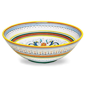 Ricco Large Serving Bowl - Italian Ceramics