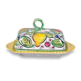 Butter Dish - Frutta Mista