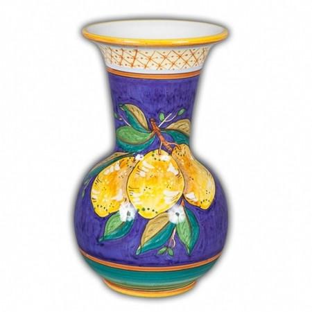 Trumphet Vase - Limone Fresco