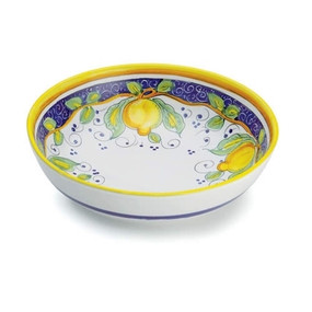 Alcantara Large Serving Bowl - Italian Ceramics
