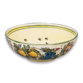 Toscana Bees Ceramic Bowl