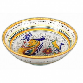 Raffellesco Serving Bowl - Italian Ceramics