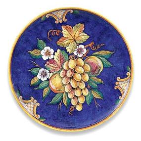 Uva Fresca Round Platter