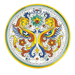 Raffaellesco Platter Italian Ceramics