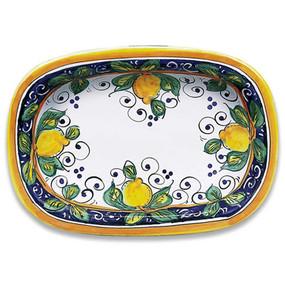 Alcantara Oval Dish