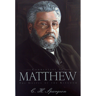 Commentary on Matthew by C.H. Spurgeon (Hardcover)