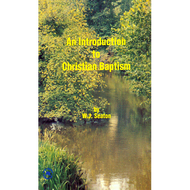 An Introduction to Christian Baptism  by W.J. Seaton (Paperback)