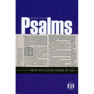 Prayers on the Psalms: From the Scottish Psalter of 1595 (Paperback)
