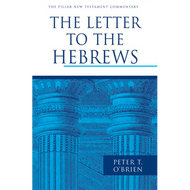 The Letter to the Hebrews by Peter T. O'Brien (Hardcover)