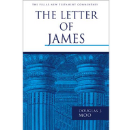The Letter of James by Douglas J. Moo (Hardcover)