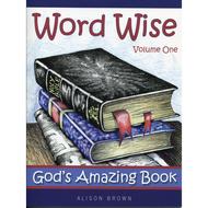 Word Wise Volume One by Alison Brown (Paperback)