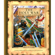 The Holy War by John Bunyan (Hardcover)