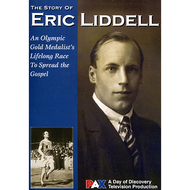 The Story of Eric Liddell (DVD)