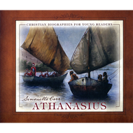 Athanasius by Simonetta Carr (Hardcover)