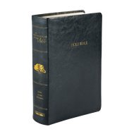 The Matthew Henry Study Bible (Black Deluxe Flexisoft) KJV