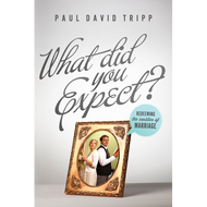 What Did You Expect? by Paul David Tripp (Paperback)