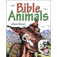 Bible Animals, Coloring Book by Alison Brown (Paperback)