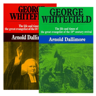 George Whitefield 2 Vol. Set by Arnold Dallimore (Hardcover)