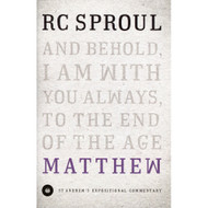 Matthew: St. Andrew's Expositional Commentary by R.C. Sproul