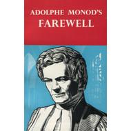 Adolphe Monod's Farewell