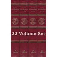 Calvin's Commentaries (22 Volume Set)