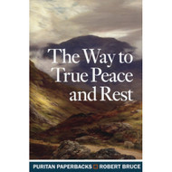 The Way to True Peace and Rest: Six Sermons on Hezekiah's Sickness: Isaiah 38:1-22