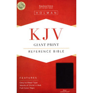 Bible KJV Giant Print Reference