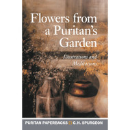 Flowers From a Puritan's Garden: Illustrations and Meditations
