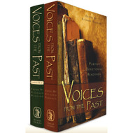 Voices From The Past: Puritan Devotional Readings  (Two-volume Set)