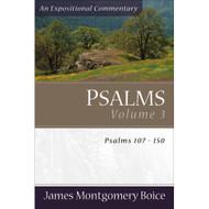 Psalms, Volume 3: Psalms 107–150