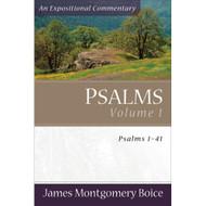 Psalms, Volume 1: Psalms 1–41
