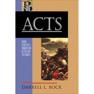 Acts: Baker Exegetical Commentary on the New Testament
