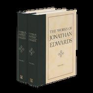 Works of Jonathan Edwards, 2 Volume Set by Jonathan Edwards (Hardcover)