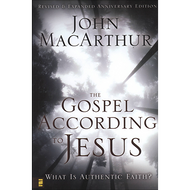 The Gospel According to Jesus by John MacArthur (Hardcover)