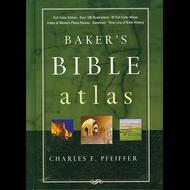 Baker's Bible Atlas by Charles F. Pfeiffer (Hardcover)
