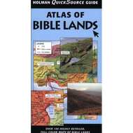 Atlas of Bible Lands by Paul H. Wright (Paperback)