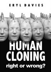 Human Cloning by Eryl Davies (Booklet)