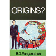 Origins? by B.G. Ranganathan (Booklet)