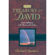 The Treasury of David (3 Volume Set) by Charles H. Spurgeon