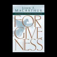 Forgiveness by John F. MacArthur (Hardcover)