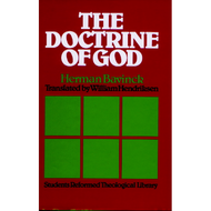 The Doctrine of God by Herman Bavinck (Paperback)
