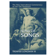 Song of Songs by Temper Longman III (Hardcover)