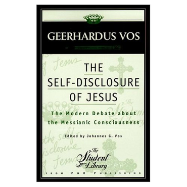 The self disclosure of jesus image 1 fandeluxe Gallery