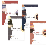 Herein is Love, 4 vol set: Genesis-Numbers by Nancy E. Ganz (Paperback)