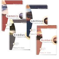 Herein is Love, 4 vol set: Genesis-Numbers by Nancy E. Ganz (Paperback)
