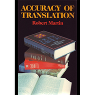 Accuracy of Translation by Robert Martin (Paperback)