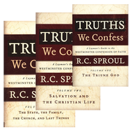 Truths We Confess, 3 volume set by R. C. Sproul (Hardcover)