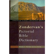 Zondervan's Pictorial Bible Dictionary by J. D. Douglas and Merrill C. Tenney (Hardcover)