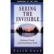Seeing the Invisible by Faith Cook (Paperback)