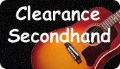 clearance secondhand